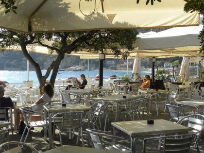 Panorama terrazza bar bagni Lido